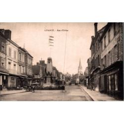 Livarot rue d'orbec