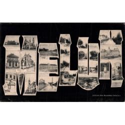 Melun en cartes postales