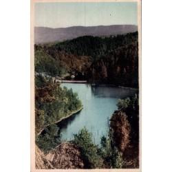 Arlanc le lac du barrage