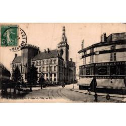 Angouleme l'hotel de ville