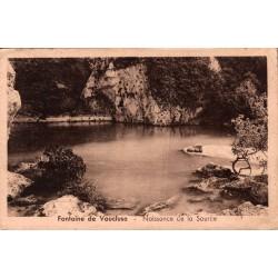 Fontaine de vaucluse...
