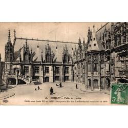 Rouen palais de justice
