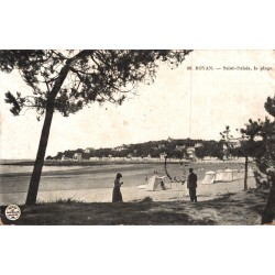 Royan saint palais la plage...