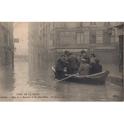 Crue de la Seine 28 Janvier...
