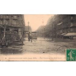 Inondations de Paris...