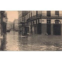 Inondations de Paris en...