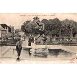 Troyes jardin de la...