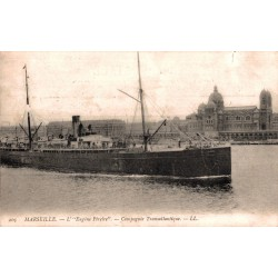 Marseille l'eugéne bateau...