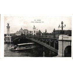 Paris pont alexandre III...