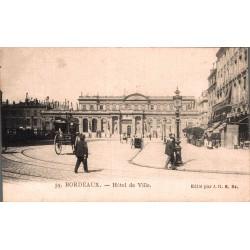 Bordeaux hotel de ville...