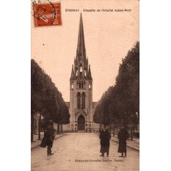 Epernay chapelle de...
