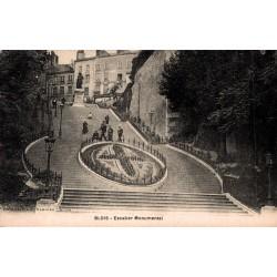 Blois escalier monumental