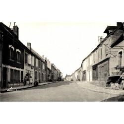 Genouilly grande rue