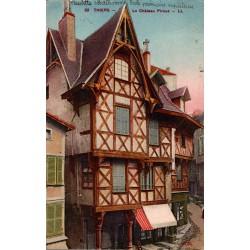 Thiers le chateau piroux 1935