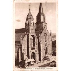 Locminé église saint...