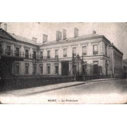 Niort la préfecture
