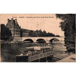 Paris pavillon de flore et...