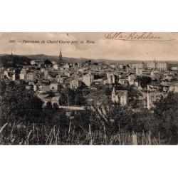 Panorama de Chatel Guyon...