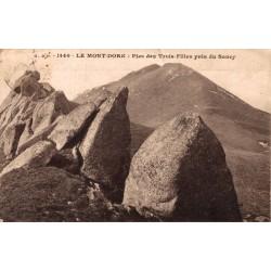 Le Mont Dore pics des trois...