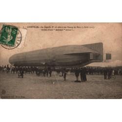 Luneville le zeppelin n° 16...