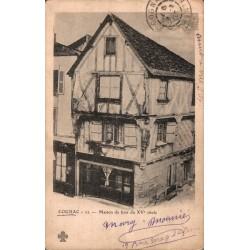 Cognac maison de bois du...