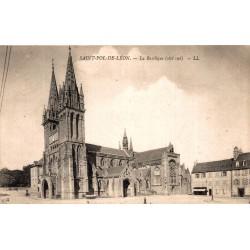 Saint pol de léon la basilique