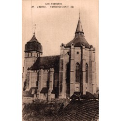 Tarbes cathedrale d'ihos