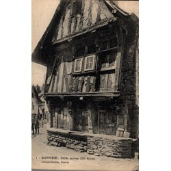 Quimperlé vieille maison