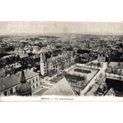 Nevers vue panoramique