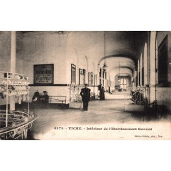 Vichy interieur de...