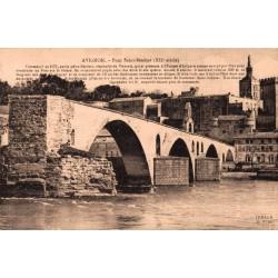 Avignon pont saint bénézet