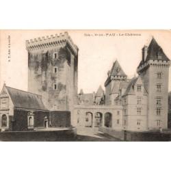 Pau le chateau