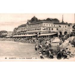 Biarritz le casino...