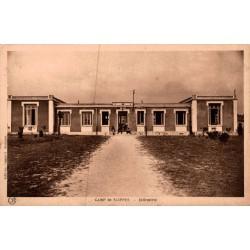Camp de Suippes infirmerie