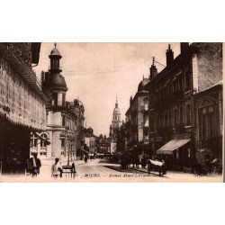 Bourg avenue alsace lorraine