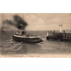 Boulogne sur mer le bateau...
