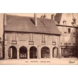 Moulins anciennes halles