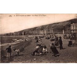 Boulogne sur mer la plage...