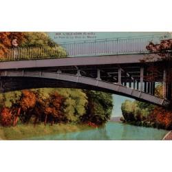 L'Isle Adam le pont et le...