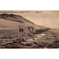 Arcachon les dunes du pilat