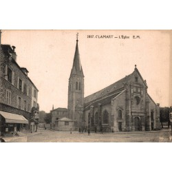 Clamart l'eglise