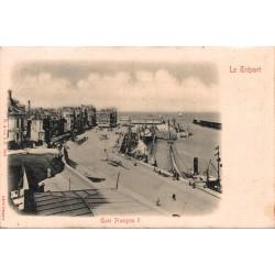 Le treport quai français