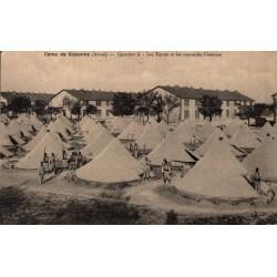 Camp de sissonne quartier A...
