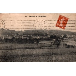 Panorama de Palaiseau 1914