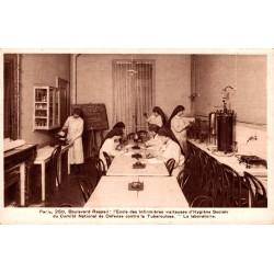 Paris ecole des infirmieres...