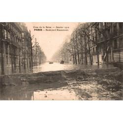 Paris inondation 1910...