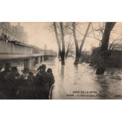 Paris inondation 1910 la...