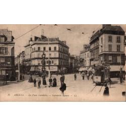 Amiens la place gambetta...