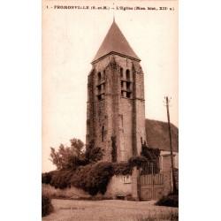 Fromonville l'eglise