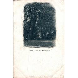Royat sous bois parc bargoin